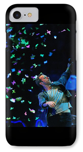 Coldplay1 IPhone 7 Case