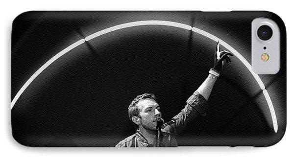 Coldplay10 IPhone 7 Case by Rafa Rivas