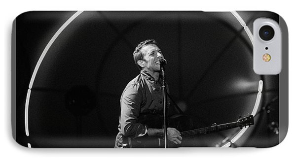 Coldplay11 IPhone Case by Rafa Rivas