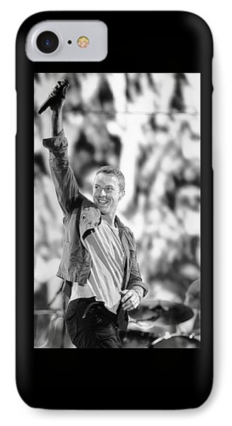 Coldplay13 IPhone 7 Case by Rafa Rivas