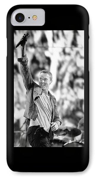 Coldplay13 IPhone Case by Rafa Rivas