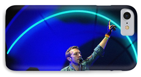 Coldplay3 IPhone Case by Rafa Rivas
