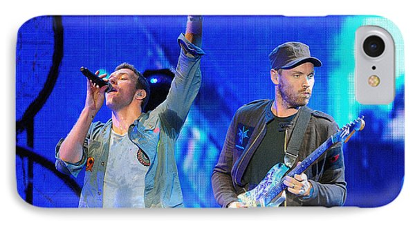 Coldplay6 IPhone Case