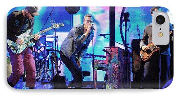 Coldplay7 IPhone 7 Case by Rafa Rivas