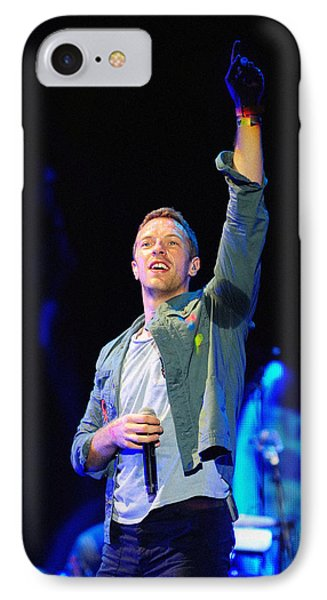 Coldplay8 IPhone 7 Case by Rafa Rivas