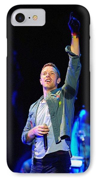 Coldplay8 IPhone Case by Rafa Rivas