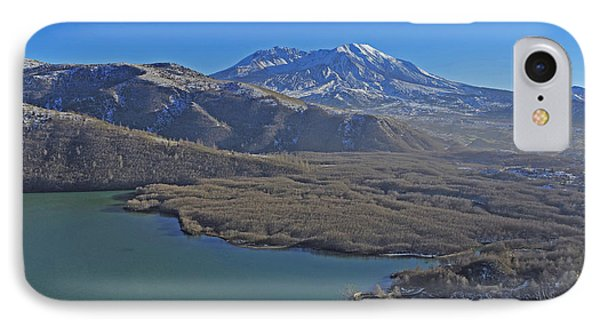 IPhone Case featuring the photograph Coldwater Lake by Jack Moskovita