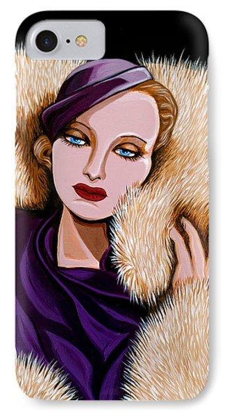 Colette IPhone Case by Tara Hutton