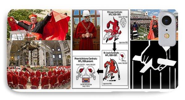 College Of Cardinals IPhone Case