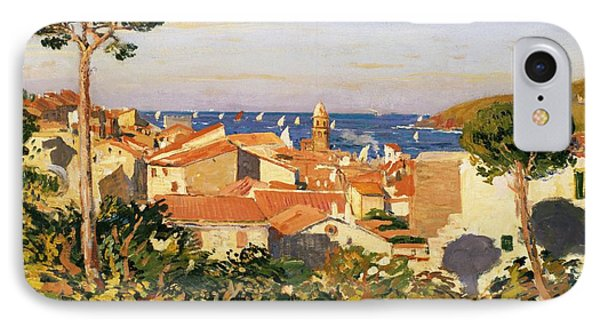 Collioure Phone Case by James Dickson Innes