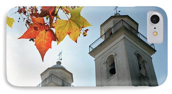 IPhone Case featuring the photograph Colonia Del Sacramento Church by Bernardo Galmarini