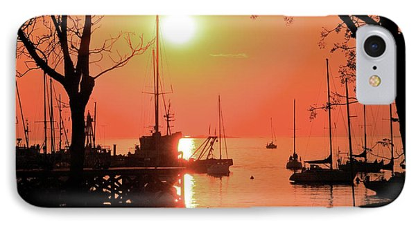 Colonia Del Sacramento I IPhone Case by Bernardo Galmarini
