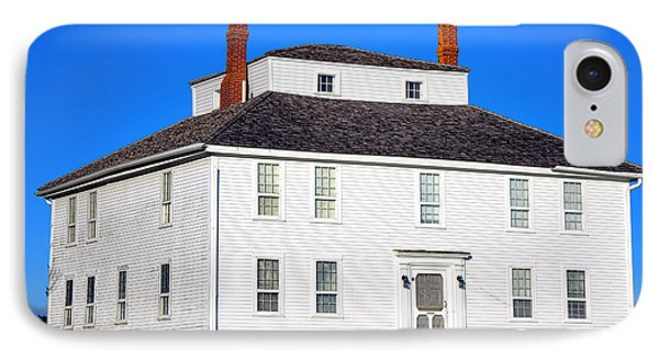 Colonial Pemaquid Fort House IPhone Case