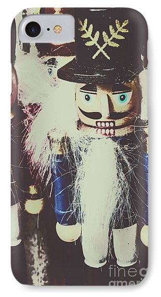 Colonial Toys IPhone Case by Jorgo Photography - Wall Art Gallery