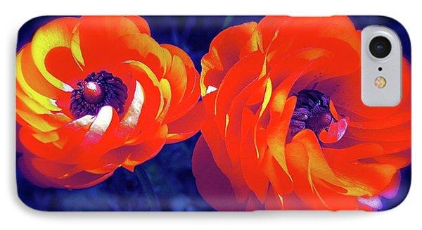 Color 12 IPhone Case by Pamela Cooper