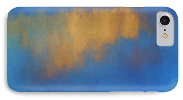 Color Abstraction Lvi IPhone Case by David Gordon
