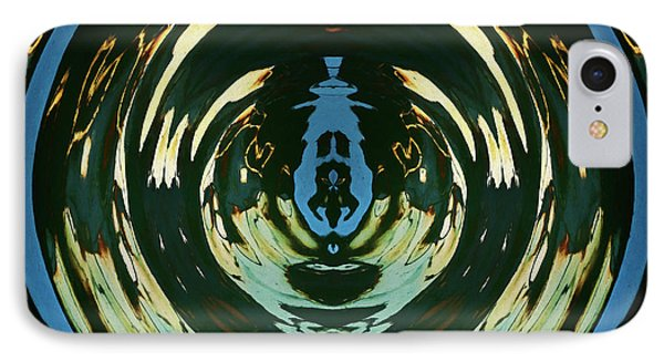 IPhone Case featuring the photograph Color Abstraction Lxx by David Gordon