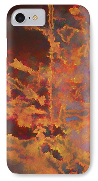 IPhone Case featuring the photograph Color Abstraction Lxxi by David Gordon