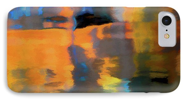 IPhone Case featuring the photograph Color Abstraction Lxxii by David Gordon