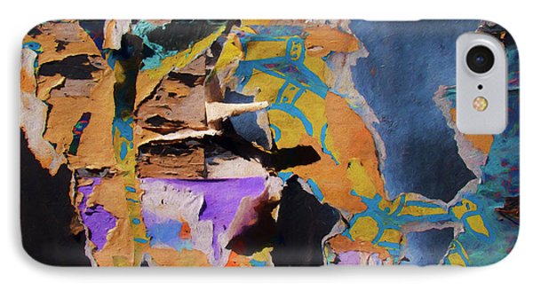 IPhone Case featuring the photograph Color Abstraction Lxxvii by David Gordon