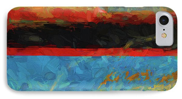 IPhone Case featuring the photograph Color Abstraction Xxxix by David Gordon