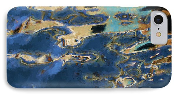 IPhone Case featuring the photograph Color Abstraction Xxxvii - Painterly by David Gordon