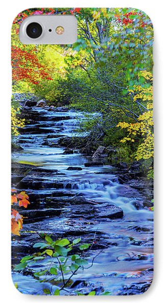 Color Alley IPhone Case by Chad Dutson