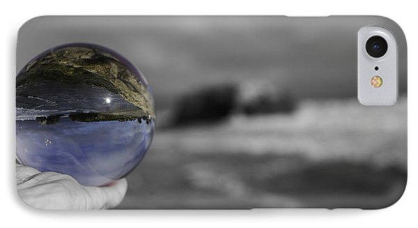 Color Ball IPhone Case by Lora Lee Chapman