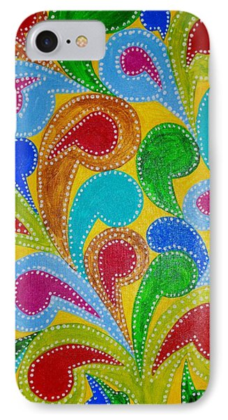 Color Explosion IPhone Case