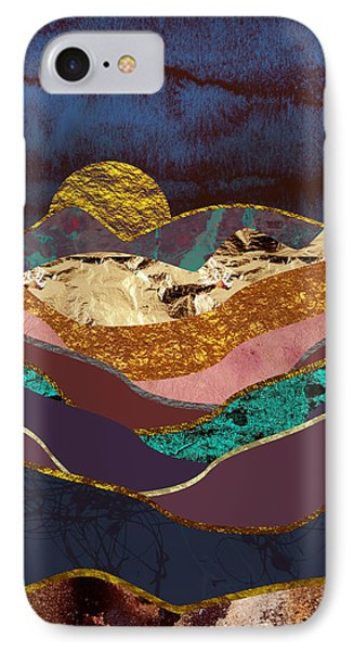Landscapes iPhone 7 Case - Color Fields by Katherine Smit