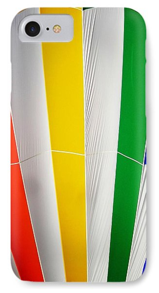Color In The Air Phone Case by Juergen Weiss