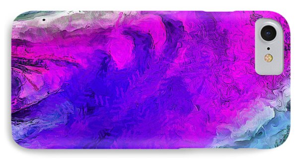 Color Me Bold IPhone Case by Krissy Katsimbras