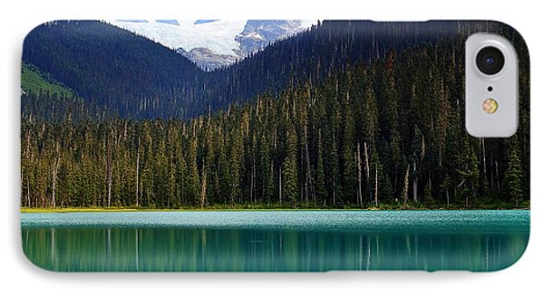 Lower Joffre Lake IPhone Case by Heather Vopni