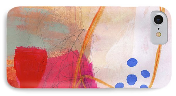 Color, Pattern, Line #2 IPhone Case by Jane Davies