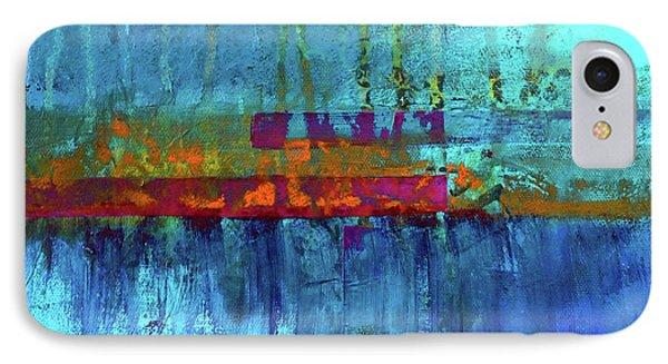 Color Pond IPhone 7 Case by Nancy Merkle