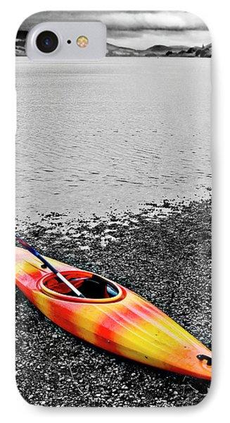 Color Splash IPhone Case by Meirion Matthias