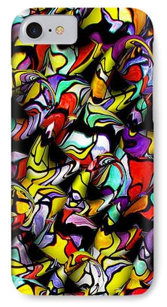 Color Unfolds Phone Case by Joan  Minchak