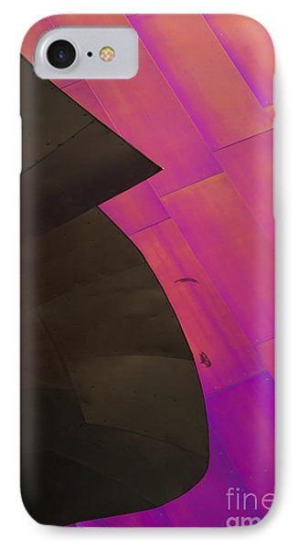 Color Waves IPhone Case by Mike Dawson