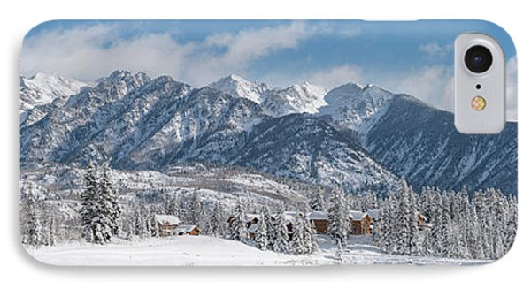 IPhone Case featuring the photograph Colorad Winter Wonderland by Darren White