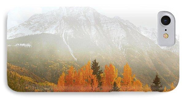 Colorado Aspen Trees Mountain Dreamy Landscape IPhone Case by Andrea Hazel Ihlefeld