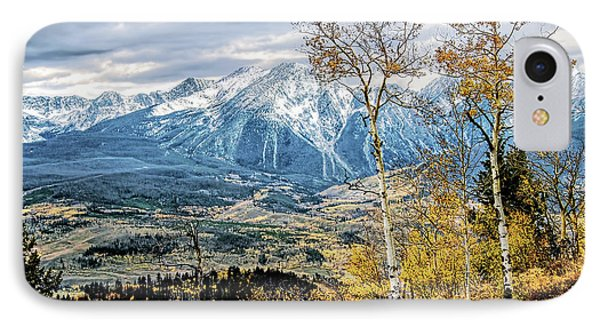 IPhone Case featuring the photograph Colorado Autumn by Jim Hill