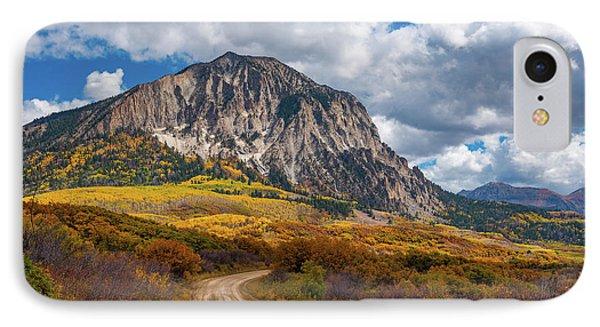 Colorado Backroads IPhone Case by Darren White