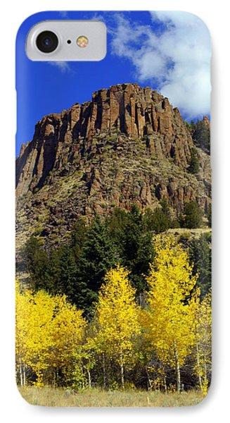Colorado Butte Phone Case by Marty Koch