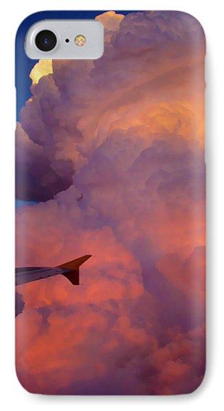 Colorado Cloud Phone Case by Gina Cordova