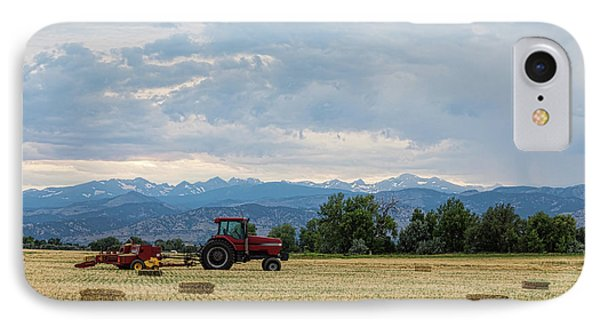 IPhone Case featuring the photograph Colorado Country by James BO Insogna