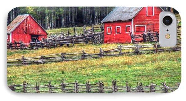Colorado Countryside  IPhone Case