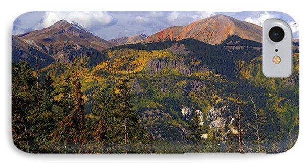 Colorado Fall Phone Case by Marty Koch