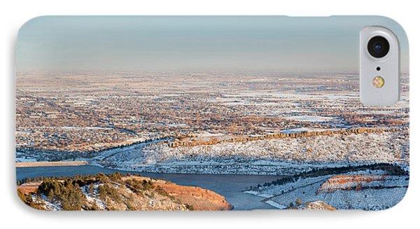 Colorado Front Range And Plains IPhone Case by Marek Uliasz