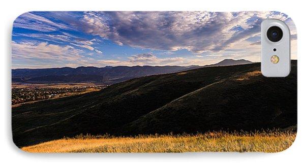 Colorado Landscape Phone Case by Jonathan Gewirtz