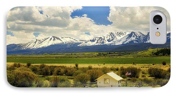 Colorado Mountain Vista IPhone Case by L O C